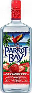 Captain Morgan Parrot Bay Rum Strawberry 750ml